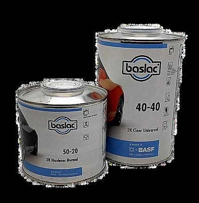 Baslac 40-40 Лак акриловый HS+отв.