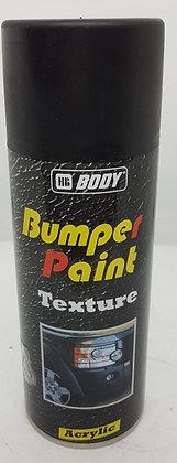 Body Texture. Краска для бамперов, черная. 0,4л.