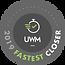 fastest close uwm badge.png