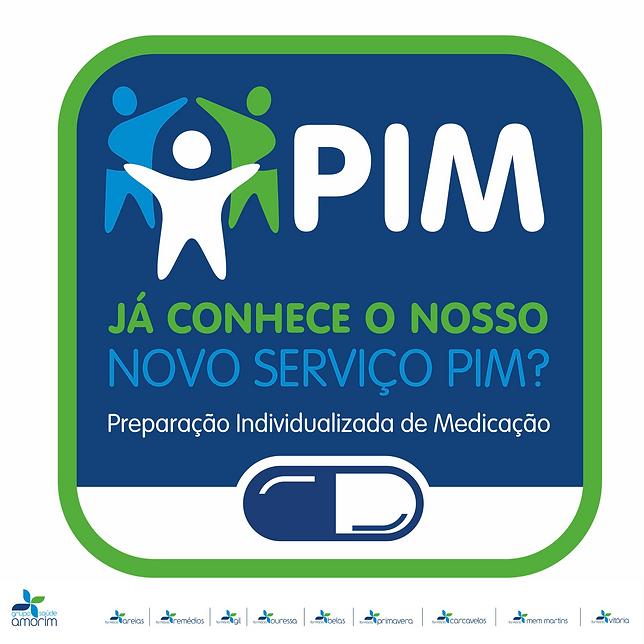 Grupo Amorim Saude PIM