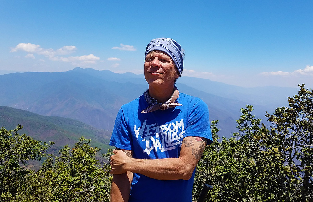 Oaxaca Cerro de Colibri