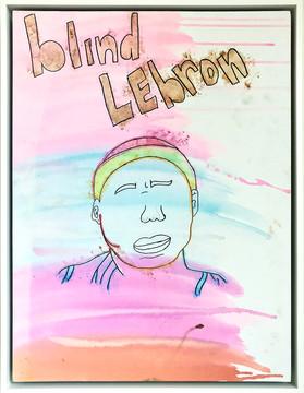 "C.J. Davis ""blind LEbron"" (2018)"