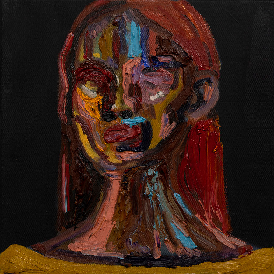 """Kathryn Vestal """"Self Expression"""""""