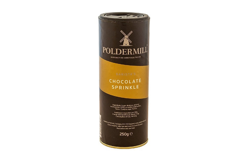 Plodermill chocolate sprinkles 250g