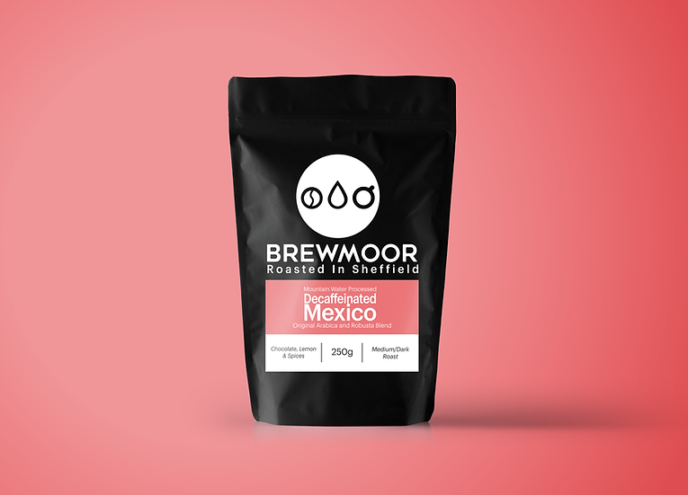 Decaf Mexico 250g