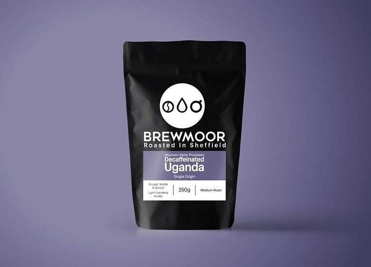 Decaffeinated Uganda 250g