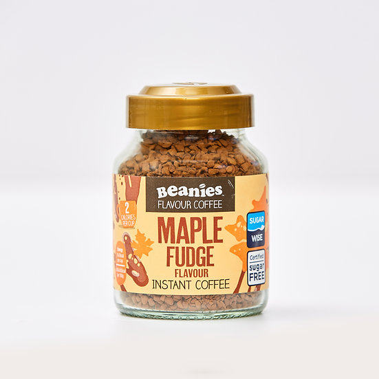 Beanies Maple Fudge