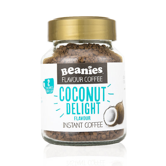 Beanies Coconut Delight