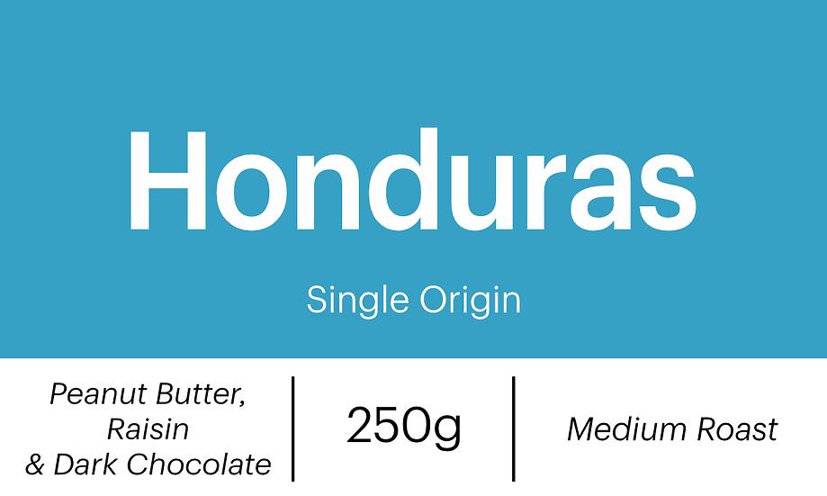 Honduras Guara Azul 250g