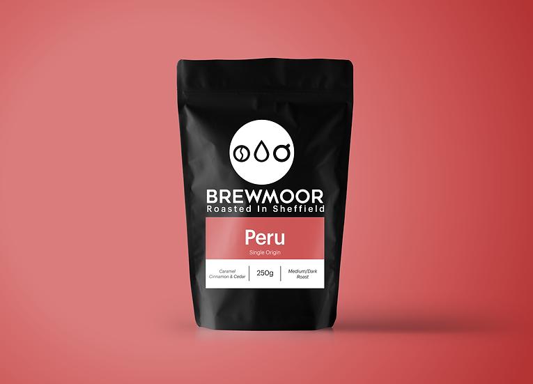 Peru Chanchamayo 250g