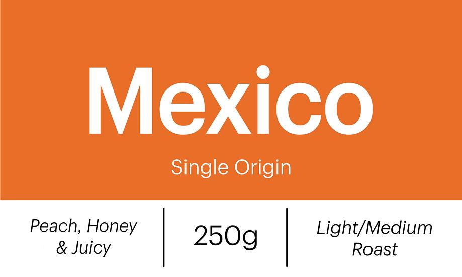 Mexico Finca Muxbal 250g