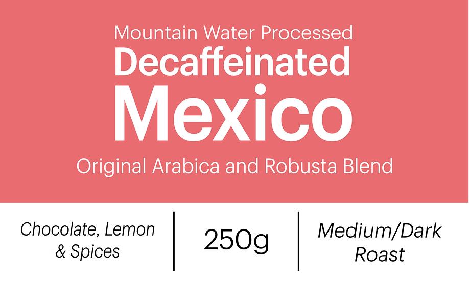 Decaf Mexico 250g