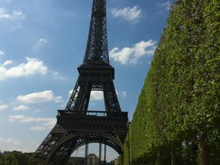 Conquering La Tour Eiffel