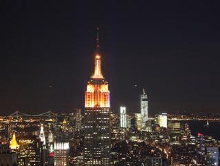 Au Revoir New York City, Bonjour Paris!