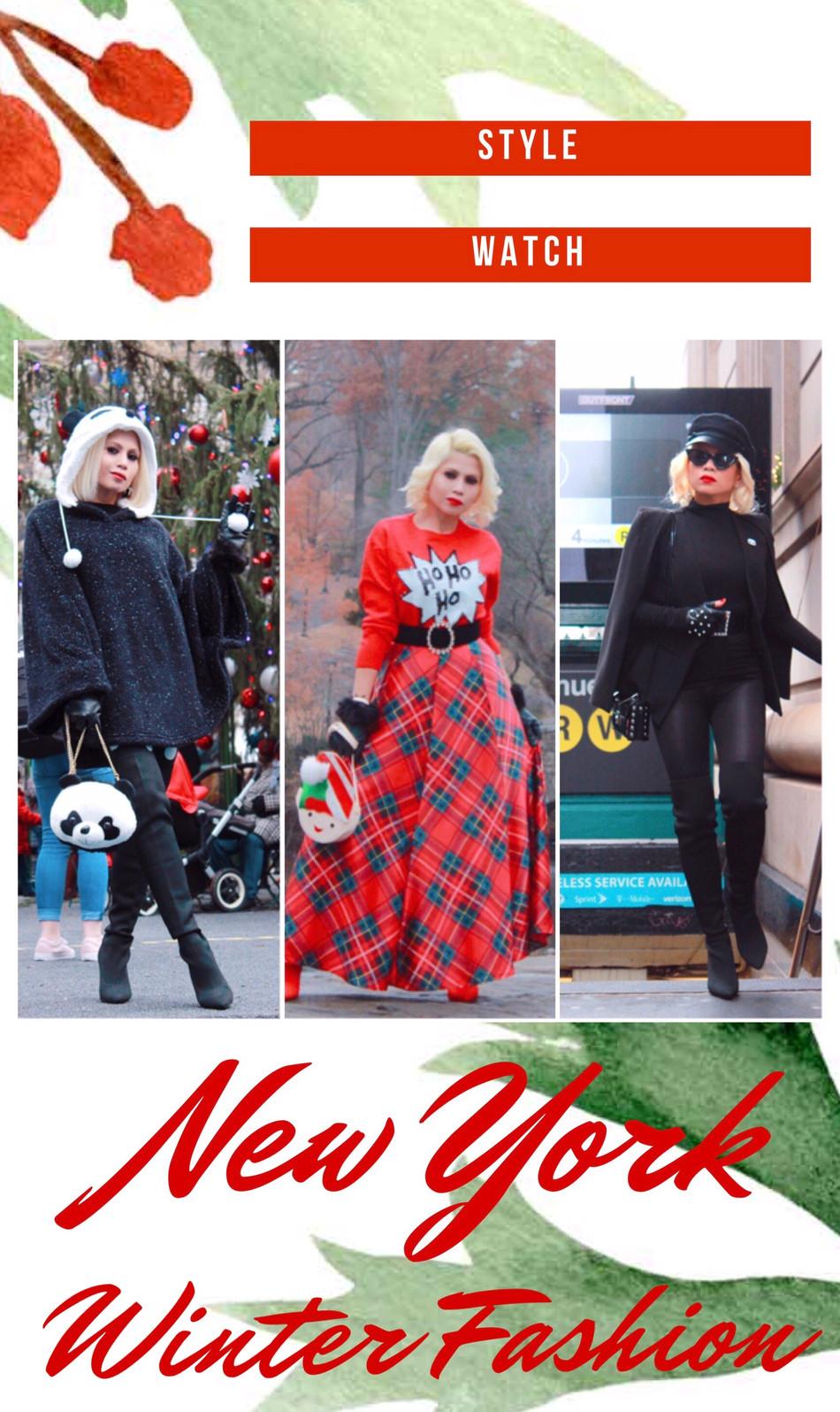 Style Watch: New York Winter Fashion