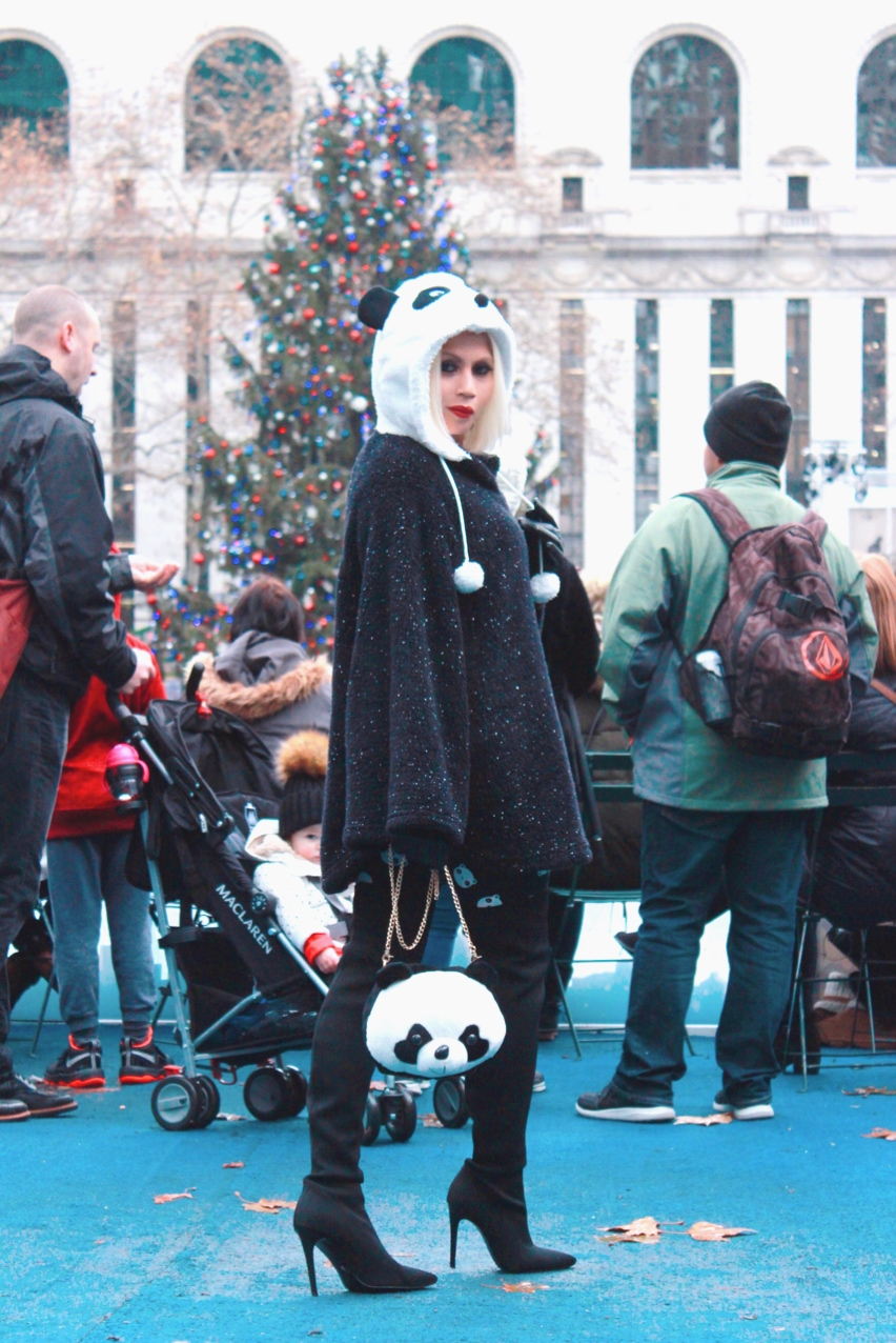 Panda and The City 1