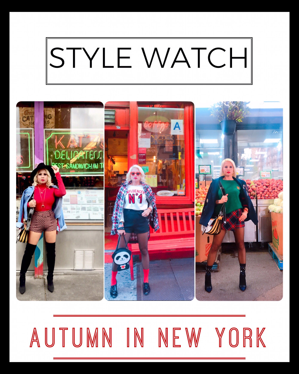 Autumn in New York Cover Page