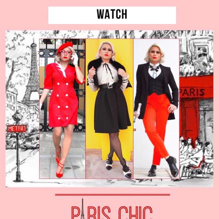 STYLE WATCH: Paris Chic