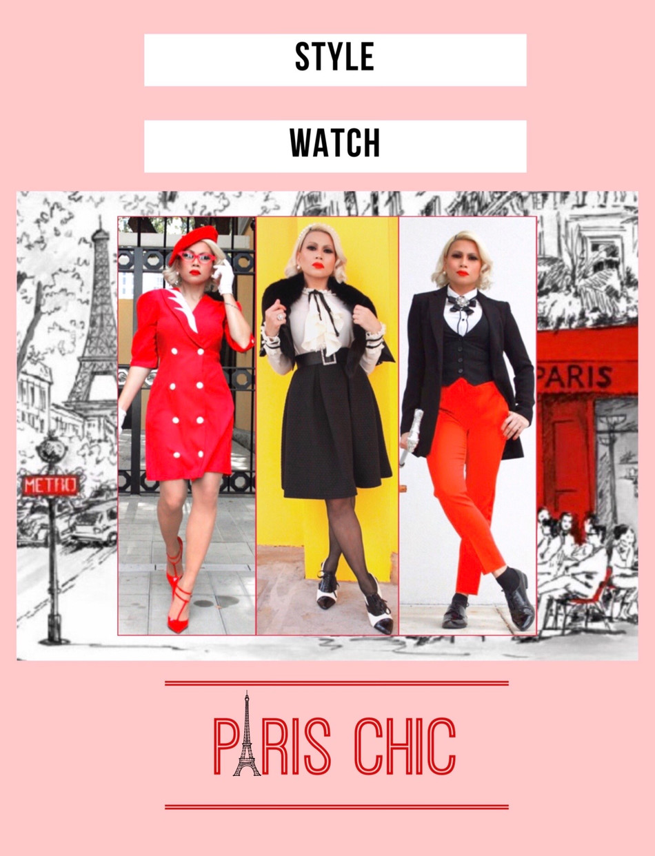 STYLE WATCH: Paris Chic