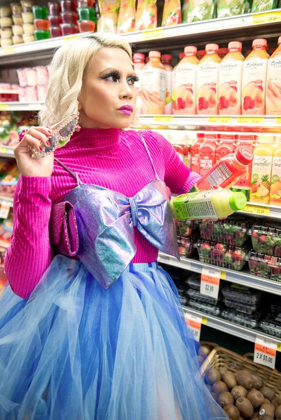 Grocery Glam Gal 3