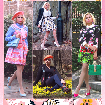 STYLE WATCH: Spring Blossoms, Your Ultimate Wardrobe Guide for Spring Season!