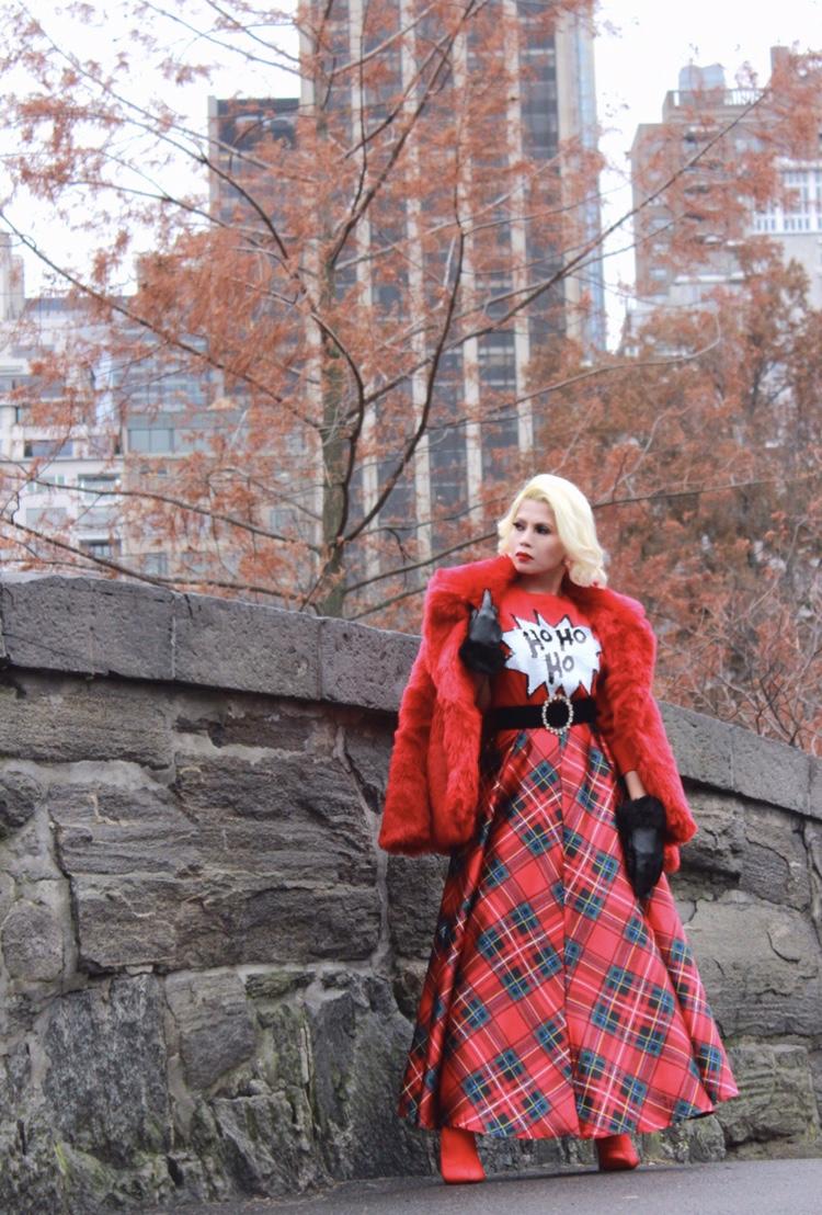 Festive Fashionista 1