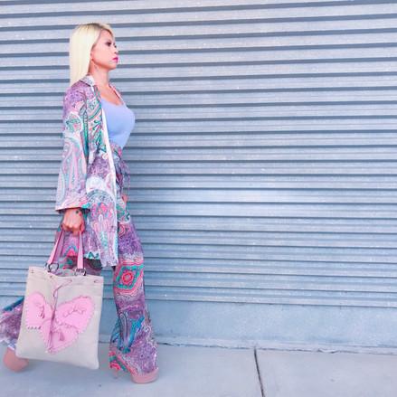 Kimono Kraze: Because I woke up like this...