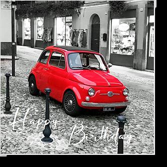 8501 - Fiat 500