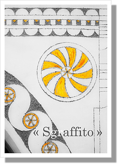 P6003 - Sgraffito