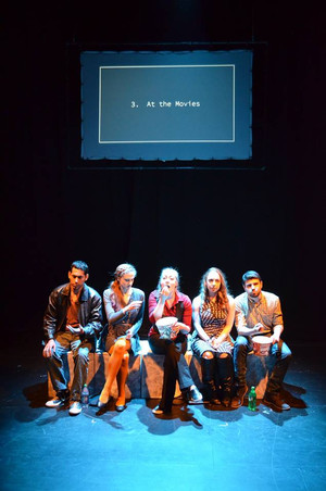 """""""The OK Diaries"""" (2018) Blue Spruce Theater Photography by: Jesse Strachman"""