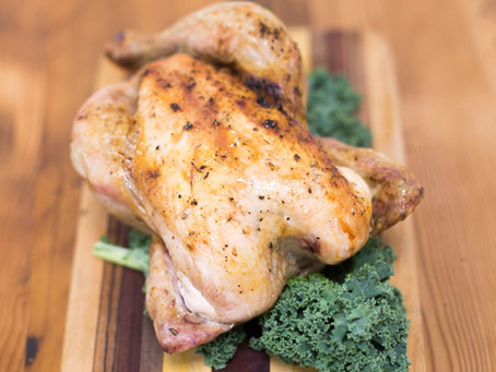 Sustainable Recipe Series: Ayrshire Farm® Cider Roasted Chicken