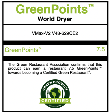 Certified Green Product Spotlight: World Dryer