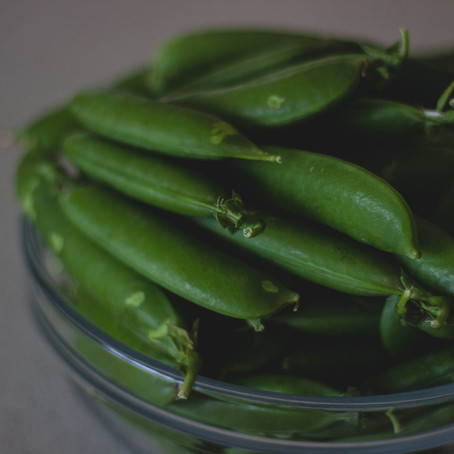 Sustainable Recipe Series: MUSE Cafeteria Butter Bean & Sweet Pea Dip