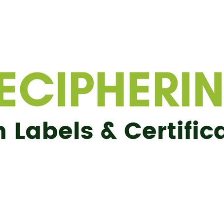 Deciphering Green Labels & Certifications