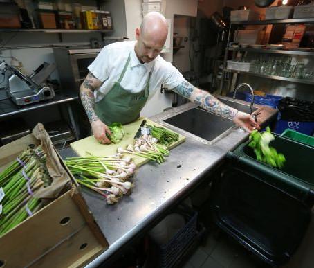 Zeroing in on Restaurant Food Waste