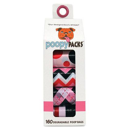 Poopy Packs® Pink Multi 8-pack