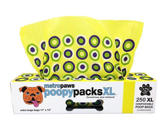 Poopy Packs XL™ Yellow Circles