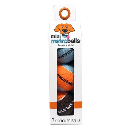 Orange Mini Metro Balls