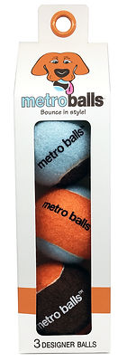 Orange Metro Balls Cover Image