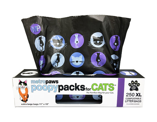 Poopy Packs for CATS™ Purple