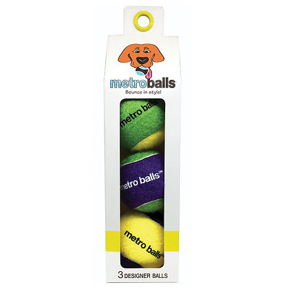 Yellow Metro Balls®