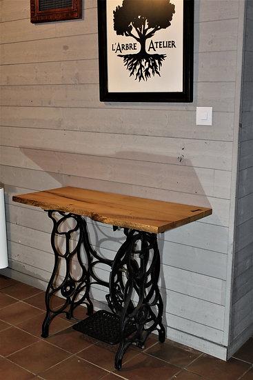 Table machine à coudre