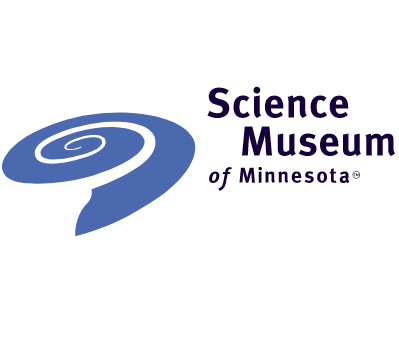 A logo for the Science Museum of Minnesota