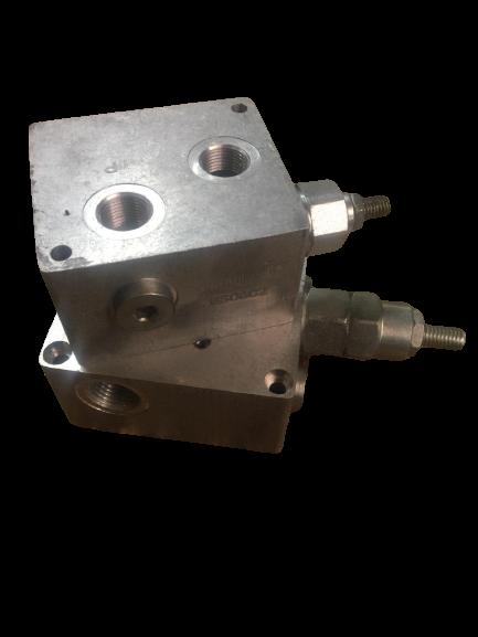 Плита алюминиевая BS06C2