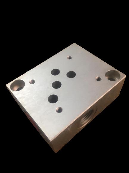 Плита алюминиевая NG10A