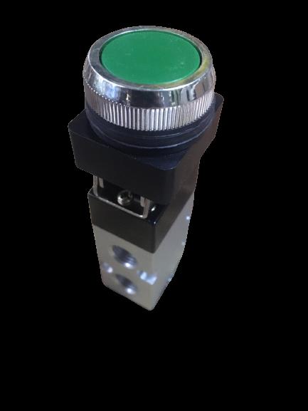Механические пневмораспределители (кнопки)