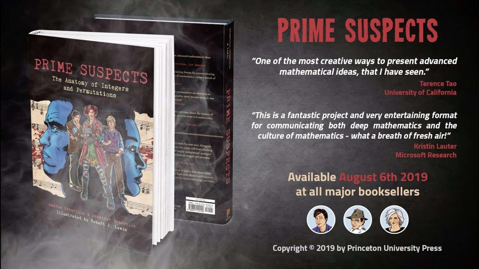 Prime Suspects - Promo Trailer