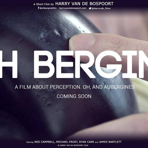 New Film Score Coming Soon: OH BERGINE - Short Film