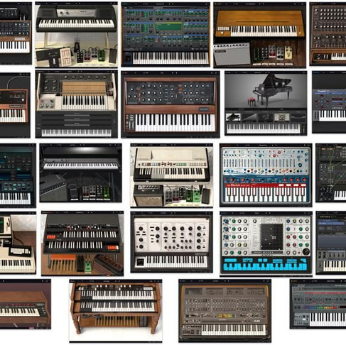 Arturia V Collection 7: a Brief Introduction (with videos)