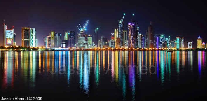 Hail My Qatar - Paul Cherian
